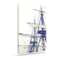 "Bree Madden ""Pirate Ship"" Outdoor Canvas Wall Art"