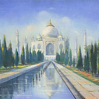 The Taj Mahal, 1930