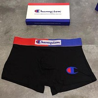 Champion Men Briefs Shorts Underpants Male Cotton Underwear
