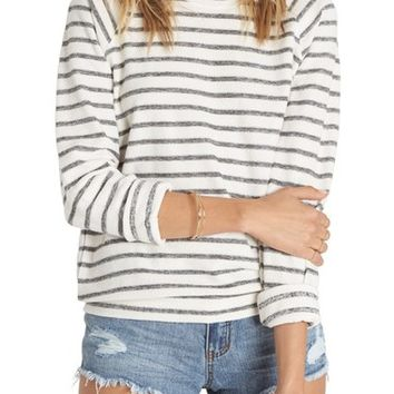 Billabong Hang Man Stripe Pullover | Nordstrom