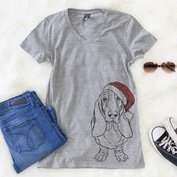 Charlie the Basset Hound  - Christmas Collection