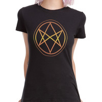 Supernatural Men Of Letters Girls T-Shirt