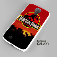 Jurassic Park A0378 Samsung Galaxy S3 S4 S5 Note 3 Cases - Galaxy