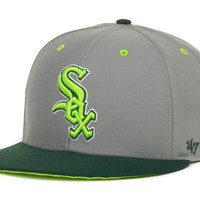 Chicago White Sox MLB Diamond Under Snapback Cap