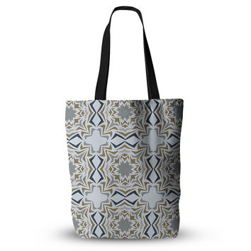 "Miranda Mol ""Ice Stars"" Everything Tote Bag"