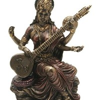 Saraswati - Hindu Goddess of Knowledge, Music & Art