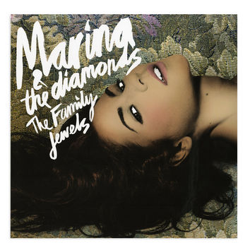 Marina & The Diamonds The Family Jewels Vinyl LP
