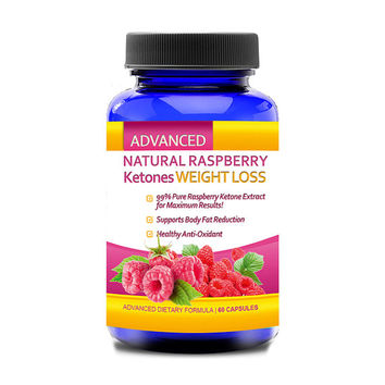 Totally Products Raspberry Ketones 60-capsule Weight Loss and Fat Burning Supplement (2 Bottles) - power and strength to go through the day