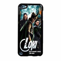 Loki The Avengers Movie iPod Touch 5th Generation Case