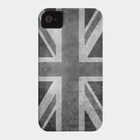 Vintage Retro United Kingdom Flag Phone Case By Bruzer Design By Humans