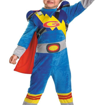 sesame street super grover 2.0 infant / toddler costume - 2t