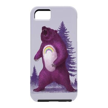 Terry Fan Scare Bear Cell Phone Case