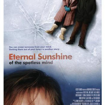Eternal Sunshine of the Spotless Mind Poster 11x17