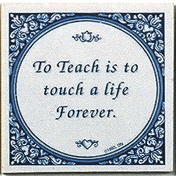 Magnetic Tiles Quotes: Teach Touch Life Forever
