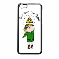 Legend Of Zelda Of Link Three iPhone 5C Case