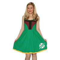 Boba Fett A Line Dress