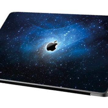 Stickers Macbook Decal Skin Macbook Air Skin Pro Decal Skins Macbook Retina Decals Sticker Cover Colorfull Galaxy Stars Apple ( rm8)