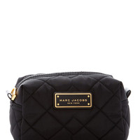 Marc by Marc Jacobs | Quilted Nylon Large Cosmetic Case | Nordstrom Rack