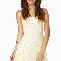 Lost In Emotion Lace Dress