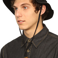 The Boonie Hat in Black