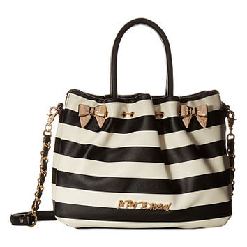 Betsey Johnson In a Pinch Satchel