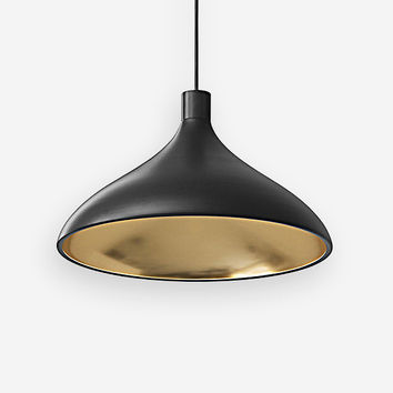 Swell Pendant Light Wide