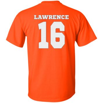 TREVOR LAWRENCE CLEMSON TIGERS FOOTBALL JERSEY SHIRT