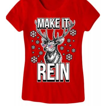 HG Apparel Women's Don't Be A Cotton Headed Ninny Muggins T-Shirt
