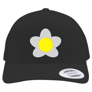 Animal Crossing New Leaf Girl Villager Embroidered Retro Embroidered Trucker Hat