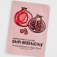 Elasticity Pomegranate Mask Sheet by Forever Young™   Face   rue21