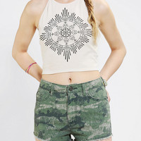 Truly Madly Deeply Boho Sun Halter Top
