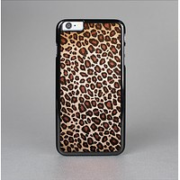 The Vibrant Cheetah Animal Print V3 Skin-Sert Case for the Apple iPhone 6 Plus