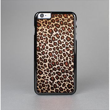 The Vibrant Cheetah Animal Print V3 Skin-Sert for the Apple iPhone 6 Plus Skin-Sert Case
