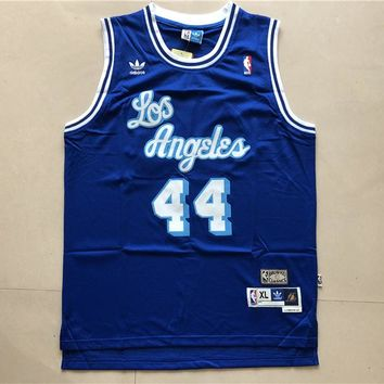 LA Lakers #44 Jerry West Retro Swingman Jersey