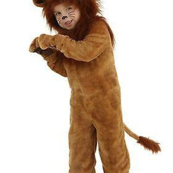Toddler Deluxe Lion Costume