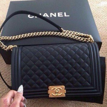 LMFON Tagre? shosouvenir £º CHANEL Women Fashion Shopping Leather Multicolor Shoulder Bag Satchel Crossbody