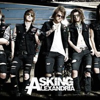 Asking Alexandria Reckless & Relentless Poster - Offical Band Merch - Buy Online at Grindstore.com