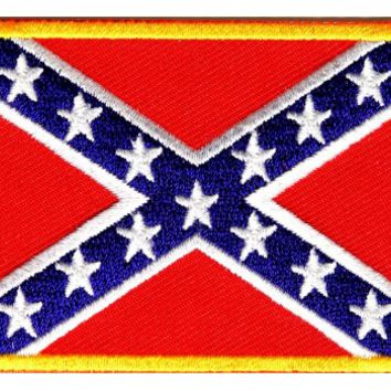 Rebel Flag Patch - Confederate Flag