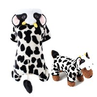 Puppy Costume Coat Hoody Dog Pajamas Clothing for Small Medium Dogs Cats