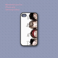 5 Seconds Of Summer Signature - Print on hard cover for iPhone case and Samsung Galaxy case