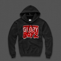 GLORY BOYZ HOODIE BY CHIEF KEEF - WeHustle.co.uk | U want it WE got it | WeHustle Enterprises Limited.