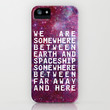 IN BETWEEN iPhone & iPod Case by Bianca Green | Society6