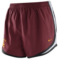 USC Women's Cardinal College Tempo Short by Nike 10D - USC Bookstores