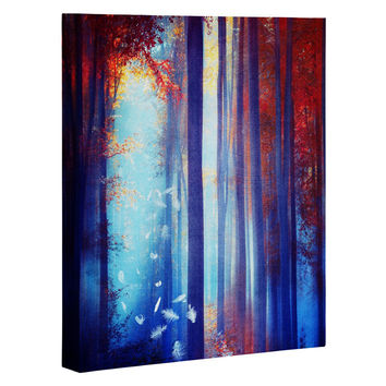 Viviana Gonzalez Dreams in blue Art Canvas