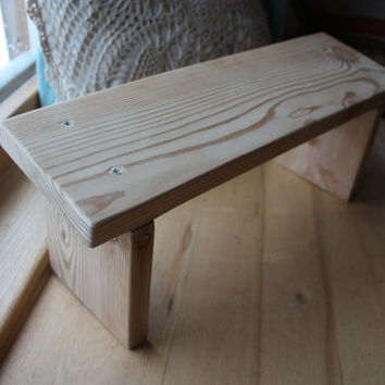 Kneeling Prayer Wood Bench - Meditation Bench - Meditation Knee Chair - Prayer Stool - Kneeler - Prayer bench - banc de méditation