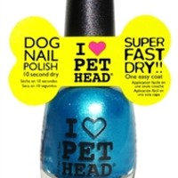 Cool Teal Dog Nail Polish