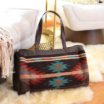 Canyonland Rug Bag in Sienna