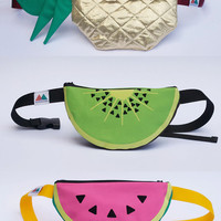 Watermelon / Kiwi / Pineapple Bumbag