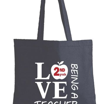 Teacher Tote Bags - Tote Bags for School - Personalized Totes