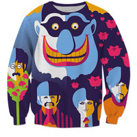 Blue meanie! Yellow Submarine-E